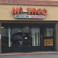 Photo taken at Mi Taco by Jay Y. on 8/6/2015