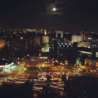 Photo taken at Sheraton Brooklyn New York Hotel by San Juana O. on 10/4/2012