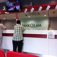Photo taken at Bank Islam by Ehsan Hanafi on 2/15/2013