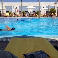 Photo taken at Sheraton Amman Al Nabil Hotel by Ilaria C. on 8/11/2013
