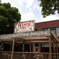 Photo taken at Mim's Cafe by Jeff r. on 5/30/2014