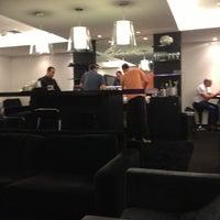 Photo taken at MasterCard Black Lounge by Douglas S. on 1/22/2013