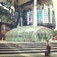 Photo taken at Orchard Road by Rolan T. on 7/24/2013