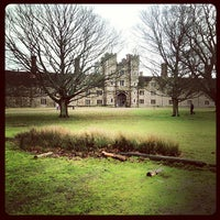 Photo taken at Knole Park by Andy E. on 1/3/2013