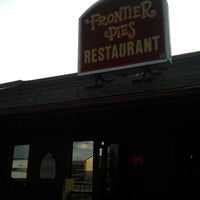 Photo taken at Frontier Pies by Betsey P. on 8/14/2013