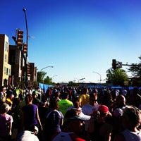 Photo taken at Bolder Boulder 10K Race by Scott B. on 5/27/2013