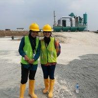 Photo taken at KIIC (Karawang International Industrial City) by Erna N. on 8/29/2014