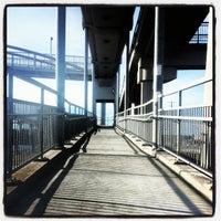 Photo taken at Greyhound Bus Terminal by Adéla K. on 2/21/2014