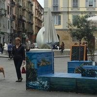 Photo taken at Piazza Garibaldi by Guldem on 4/21/2016