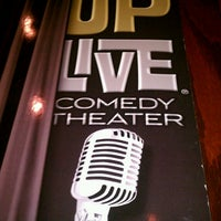 Photo taken at Stand Up Live by Nick A. on 6/22/2013