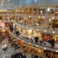 Photo taken at Fashion Centre at Pentagon City by Pedro C. on 1/6/2013