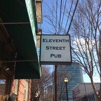 Photo taken at Eleventh Street Pub by Kathleen V. on 4/1/2013