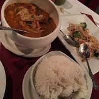 Photo taken at Taste of Thai by César C. on 1/4/2016