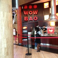 Photo taken at Wow Bao by Ian B. on 8/14/2013