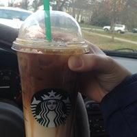 Photo taken at Starbucks by Erika Leigh B. N. on 11/14/2012