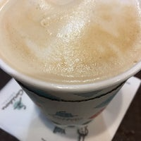 Photo taken at Caribou Coffee by Mohammad A. on 12/2/2016