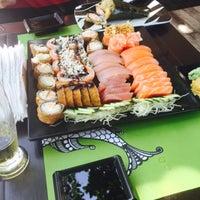Photo taken at Sushi Mar by Aline M. on 12/26/2014