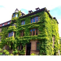 Photo taken at Altstadt Durlach by Aminore H. on 7/17/2014