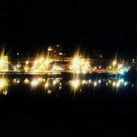 Photo taken at Hostal del Muelle by Claudia R. on 9/24/2015