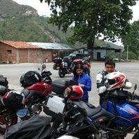 Photo taken at La Mesa de los Santos by Fennix on 3/23/2013