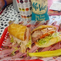 Photo taken at Firehouse Subs by Mike K. on 6/19/2013