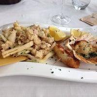 Photo taken at Aurora Ristorante, Pizzeria by Katya Y. on 3/18/2014