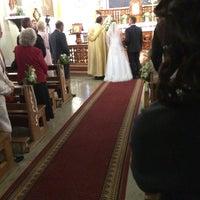 Photo taken at Sv. Marijas Magdalēnas baznīca by Agnese L. on 7/15/2016