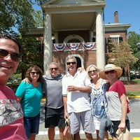 Photo taken at The Public Square - Dahlonega by Moises R. on 9/3/2016
