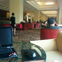 Photo taken at The Sultan Hotel & Residence Jakarta by Peter C. on 7/20/2016