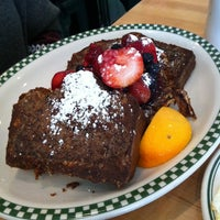 Photo taken at Magnolia Pancake Haus by Keely C. on 2/21/2013