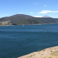 Photo taken at Dillon Reservoir by Chuck A. on 6/10/2012