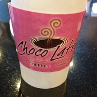 Photo taken at Choco Latte by Sasha J. on 3/3/2012