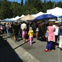Photo taken at Montclair Farmers Market by Lia F. on 7/7/2013