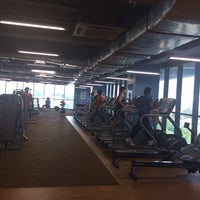 Photo taken at Jurong West ActiveSg Gym by 爪丹工爪◯れ on 5/29/2014