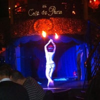 Photo taken at Café de Paris by Svetlana B. on 10/12/2012
