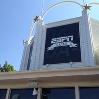 Photo taken at ESPN Club by Martin P. on 6/29/2014