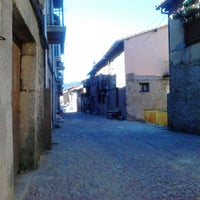 Photo taken at Miranda del Castañar by Julio M. on 8/31/2013