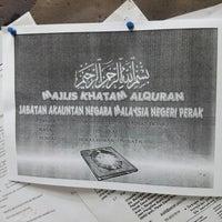 Photo taken at Jabatan Akauntan Negara Malaysia Negeri Perak by Hazirah Y. on 8/5/2013