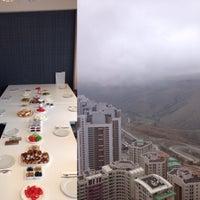 Photo taken at Sinpaş Altın Oran Satış Ofisi by Dilan K. on 3/5/2016