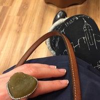 Photo taken at Lauren's Nails by Pelin F. on 3/18/2015