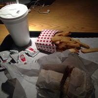 Photo taken at Manny's California Fresh Café by Maressa M. on 10/28/2013