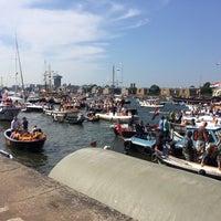Photo taken at Kop van Java-eiland by Douwe d. on 8/23/2015