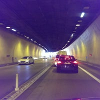 Photo taken at Tunnel de Monaco by Christoph L. on 7/24/2014
