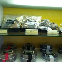 Photo taken at Panache Chocolatier by polis on 9/22/2012