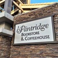 Photo taken at Flintridge Bookstore & Coffeehouse by Lee Z. on 4/17/2014