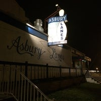 Photo taken at Asbury Lanes by Zach F. on 9/14/2014