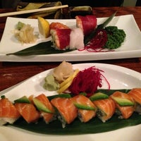 Photo taken at Yama Sushi by Jon K. on 2/17/2013
