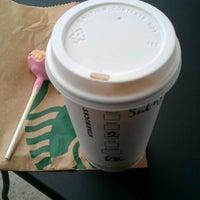Photo taken at Starbucks by Sukhjit G. on 3/2/2013