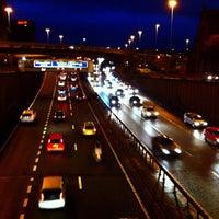 Photo taken at Hilton Glasgow by Simon P. on 11/14/2012