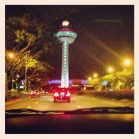 Photo taken at Changi Airport Terminal 1 by Jasmine T. on 4/11/2013